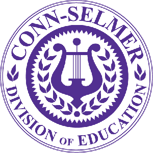 Conn-Selmer, Inc. Division of Education Logo