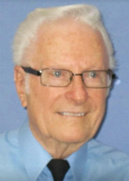 SCSBOA Honorary Life Member - Emmett Hoolihan