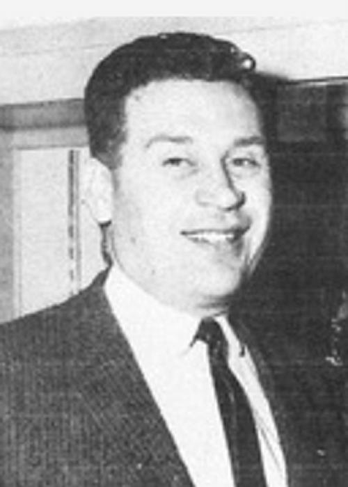 SCSBOA Honorary Life Member - Herbert Roesener