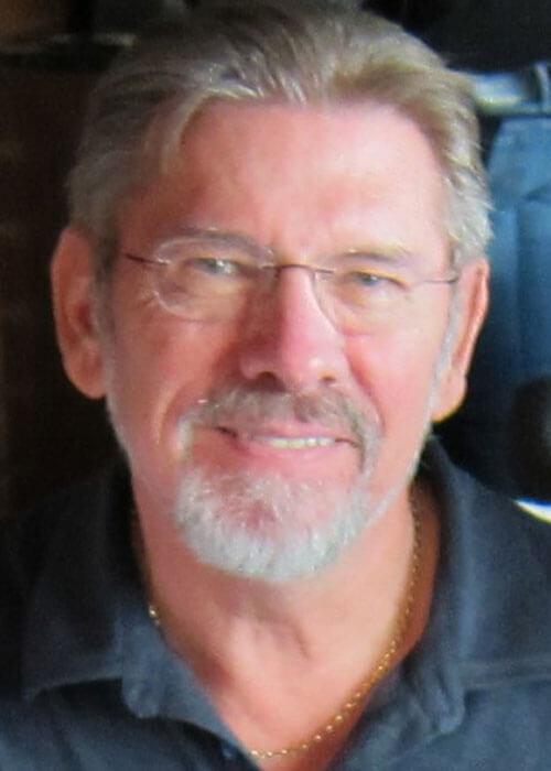SCSBOA Honorary Life Member - John Vorwald