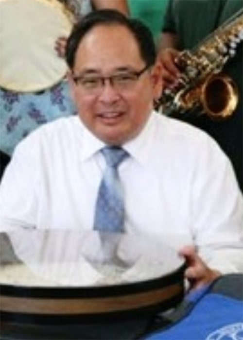 SCSBOA Honorary Life Member - Leonard Narumi