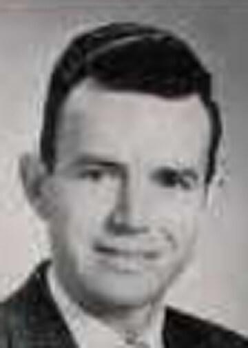 SCSBOA Honorary Life Member - Peter Schartz
