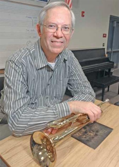 SCSBOA Honorary Life Member - Randall Gilpin