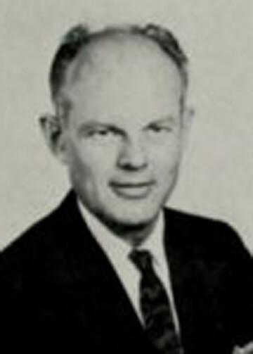 SCSBOA Honorary Life Member - Robert Fleury
