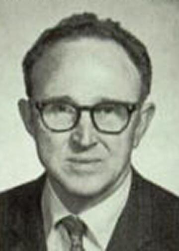 SCSBOA Honorary Life Member - Robert Gibson