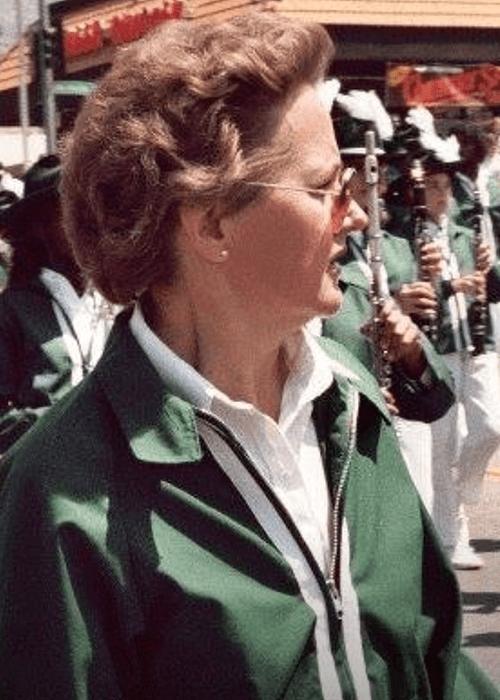 SCSBOA Honorary Life Member - Rosemarie Krovoza
