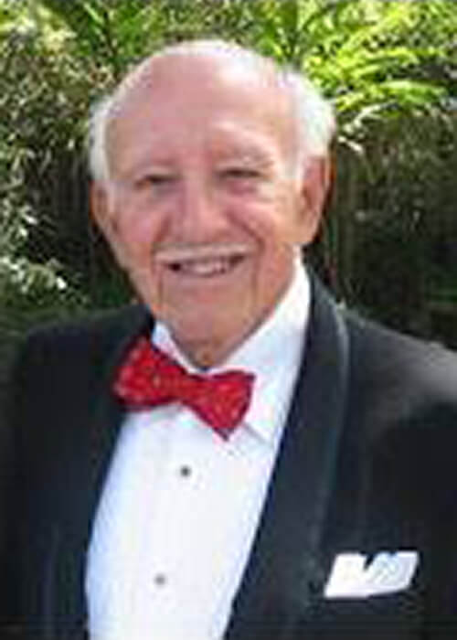 SCSBOA Honorary Life Member - Vincent Dagort